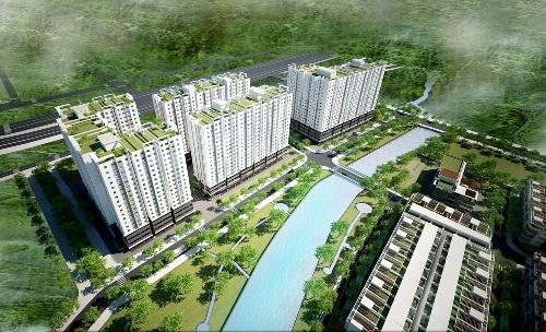 Hấp lực của dự án Sunview Town tại khu Đông (1)