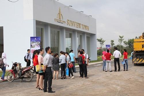 Hấp lực của dự án Sunview Town tại khu Đông (3)
