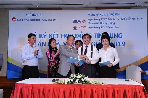 NCB hỗ trợ tín dụng hơn 500 tỷ đồng dự án nhà máy VNT 19 (1)