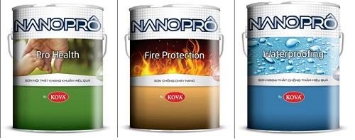 Kova ra mắt dòng sản phẩm siêu bảo vệ vượt trội ứng dụng công nghệ nano (2)