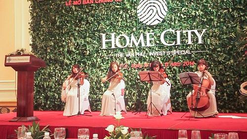 Chung cư Home City chính thức ra mắt khách hàng (3)
