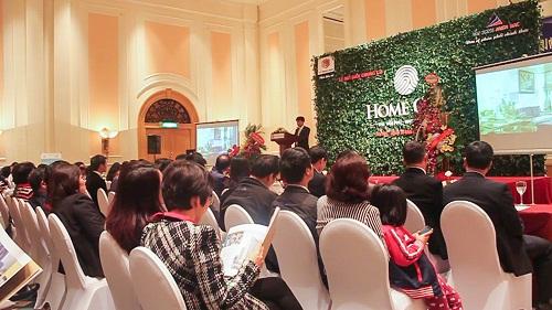 Chung cư Home City chính thức ra mắt khách hàng (2)