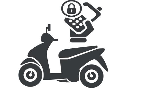 Smart Motor,chống trộm xethông minh bằng mạngviễn thông vàGPS