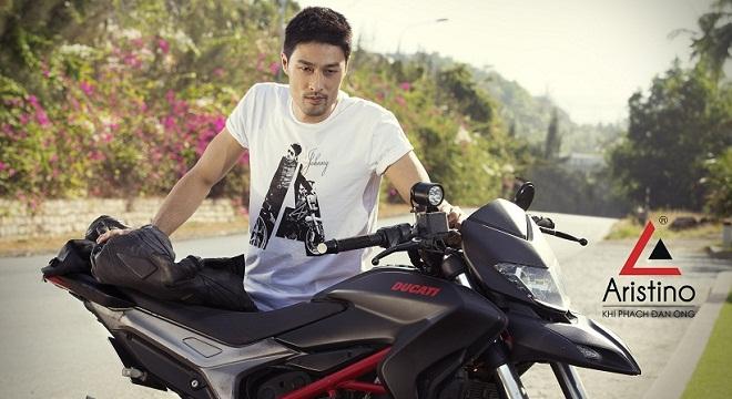 Đại gia thời trang nào chọn Johnny Trí Nguyễn làm đại sứ thương hiệu?