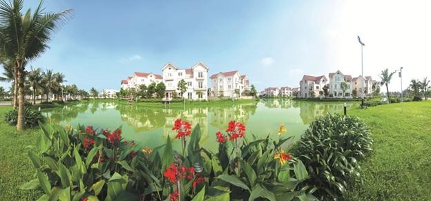 EZ Property chính thức phân phối Biệt thự Hoa Phượng - Vinhomes Riverside