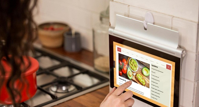 Lenovo YOGA Tablet 2 – thế giới giải trí cho dân văn phòng