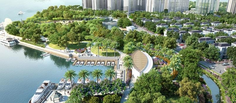Vingroup giới thiệu 88 căn biệt thự siêu đẳng cấp The Villas