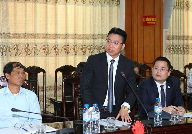BID Việt Nam sẽ đầu tư 1.600 tỷ đồng vào Thái Bình