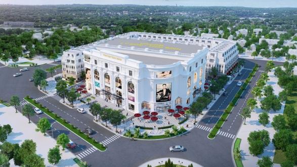 """Dự án có vị trí """"trung tâm của trung tâm"""" với 4 mặt tiếp giáp các trục đường huyết mạch và nhộn nhịp nhất tại thành phố là Lý Bôn, Lê Lợi, Quang Trung, Đốc Nhưỡng."""
