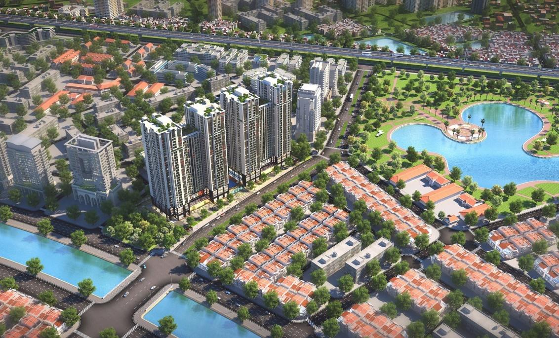 Five Star Garden sở hữu vị trí đắc địa - trung tâm quận Thanh Xuân