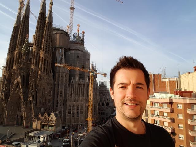 Một màn thử nghiệm selfie cùng Galaxy S7/S7 edge của GmsArena