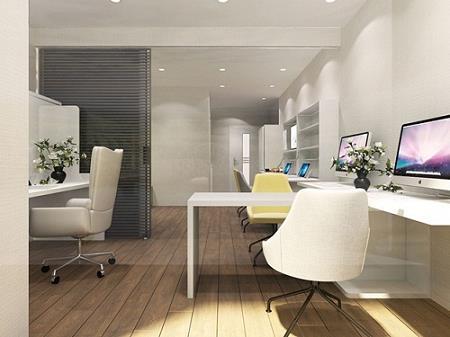 Khách mua Office-tel Charmington La Pointe được sử dụng cả 2 tính năng: làm việc và lưu trú hoàn hảo