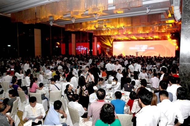 Lễ ra mắt dự án thu hút đông đảo người tham dự