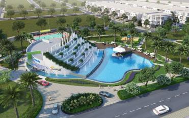 Melosa Garden với hệ thống tiện ích hiện hữu sẵn sàng phục vụ cư dân.