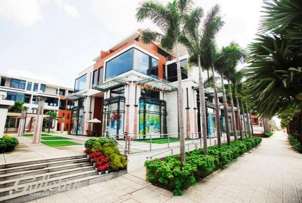 Galleria - khu phố thương mại nghệ thuật độc đáo và duy nhất giữa lòng Nam Sài Gòn