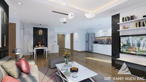 Cơ hội cuối cùng sở hữu các căn hộ hoàn thiện đồ rời Park 12