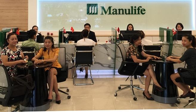 Manulife tăng vốn điều lệ tại Việt Nam lên 1.350 tỷ đồng