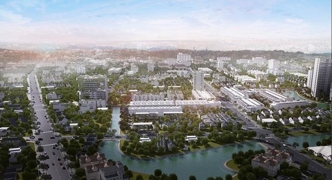"""Centana Điền Phúc Thành tại quận 9 – """"Tâm điểm mới"""" thu hút nhà đầu tư tại khu Đông Sài Gòn"""