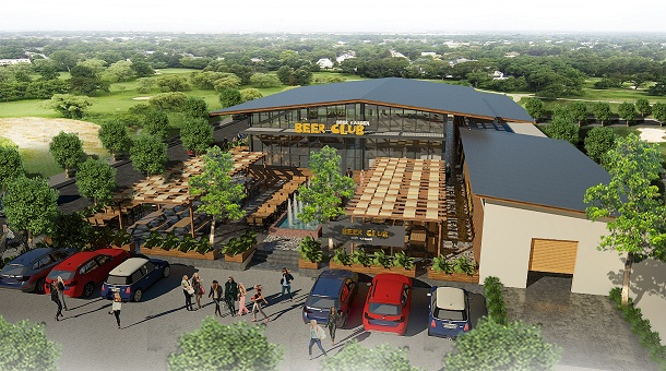 Beer Garden - Điểm nhấn nổi bật tại Nguyễn Quyền Luxury