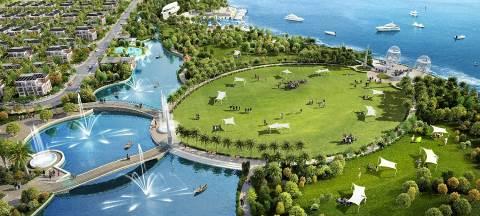 Park View sở hữu tầm nhìn đẹp nhất hướng ra công viên ven sông lớn nhất TP.HCM.