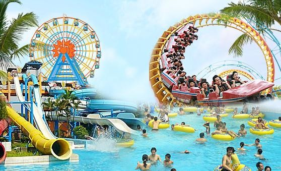 Hạ Long sẽ trở thành trung tâm vui chơi giải trí lớn hàng đầu miền Bắc.