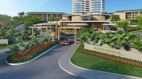 Intercontinental Phú Quốc là condotel duy nhất được vận hành bởi thương hiệu IHG.