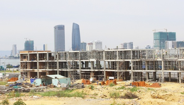 Khởi công xây dựng dự án nhà phố cao cấp Royal Sea, Đà Nẵng