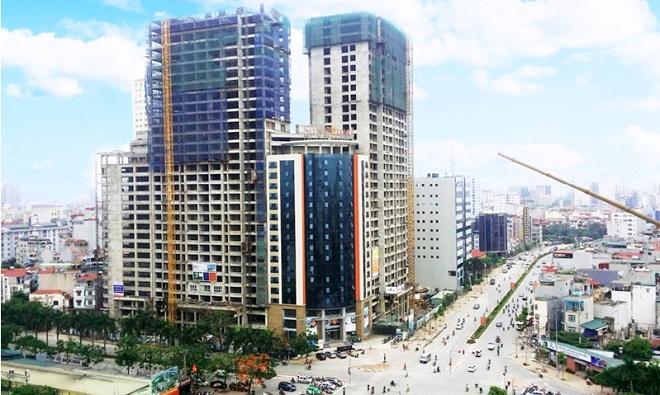 Sun Square khuyến mãi lớn cho khách mua nhà trong tháng ngâu