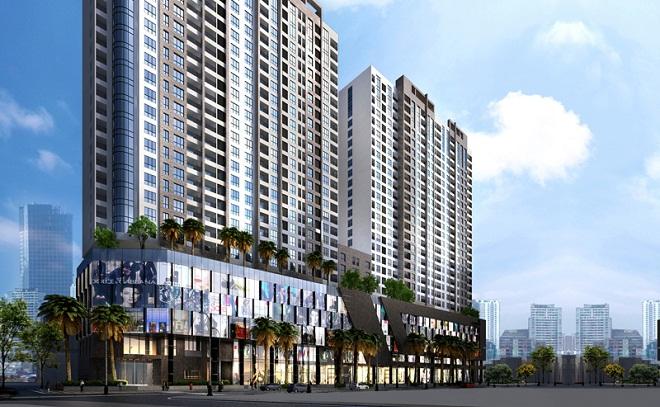 HDIS chính thức ra mắt dự án The Golden Palm