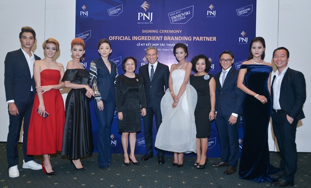 """PNJ thêm bước tiến mới trong hành trình mang lại """"niềm kiêu hãnh cho khách hàng"""""""