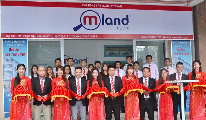 MLAND Vietnam khai trương văn phòng mới tại tỉnh Trà Vinh