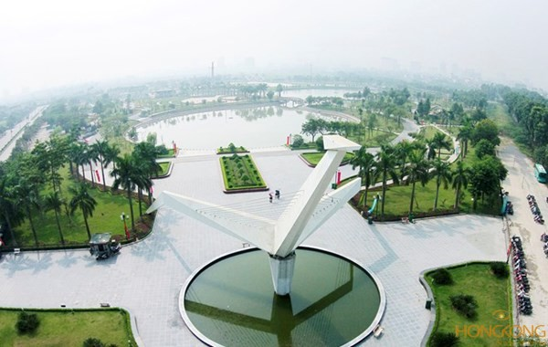Công viên Hòa Bình.