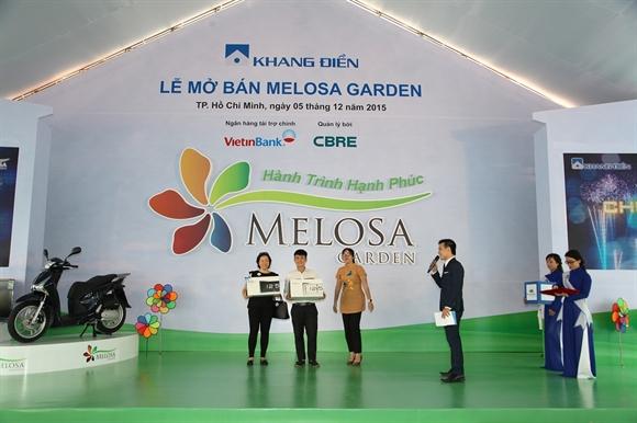 Melosa Garden có chính sách thanh toán và ưu đãi hấp dẫn, có lợi cho người mua.