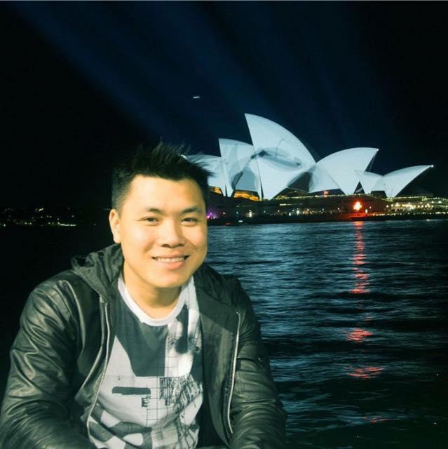 Cựu Sinh viên Vũ Toàn Vinh hiện đang làm việc tại công ty Real Estate Campaign tại Sydney, Úc.