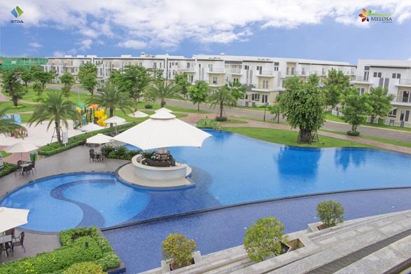 Melosa Garden còn là kênh đầu tư hấp dẫn vì tọa lạc tại khu Đông Sài Gòn – nơi được dự báo giá trị BĐS sẽ tăng 10-20% trong vài năm tới.