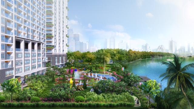 Sức hút của Elite Park - một dự án ven sông Sài Gòn