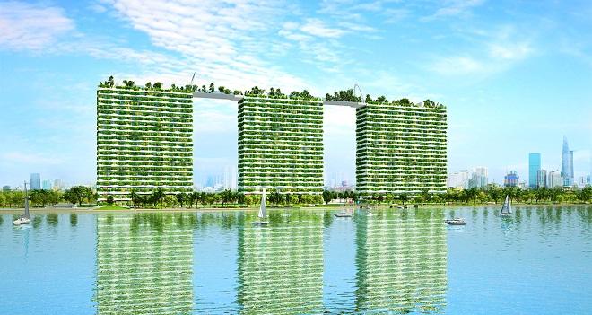 Từ 1,9 tỷ sở hữu không gian xanh giữa lòng Sài Gòn