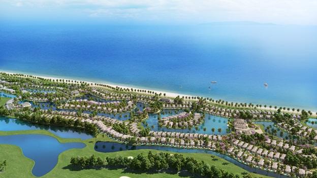 Vinpearl Phú Quốc Villas được hưởng một hệ sinh thái nghỉ dưỡng hoàn hảo.