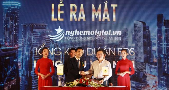 Chính thức ra mắt website nghemoigioi.vn – tổng kho dự án bất động sản lớn nhất Việt Nam