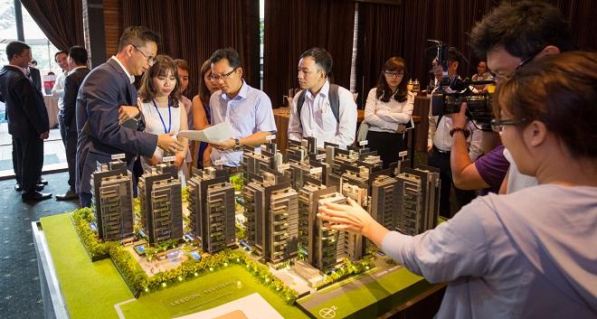 Nhà đầu tư Việt hồ hởi đón làn sóng bất động sản Singapore