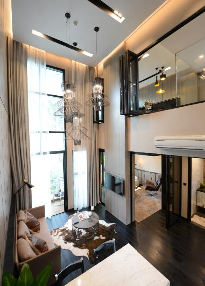 DUPLEX – Sản phẩm mới tại các dự án căn hộ siêu sang.