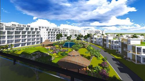 Diamond Bay Condotel Resort thiên đường du lịch nghỉ dưỡng.