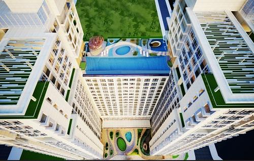 Dự án nằm ngay trong khu vực có tốc độ phát triển hạ tầng và đô thị hoàn thiện nhất Tp.HCM.