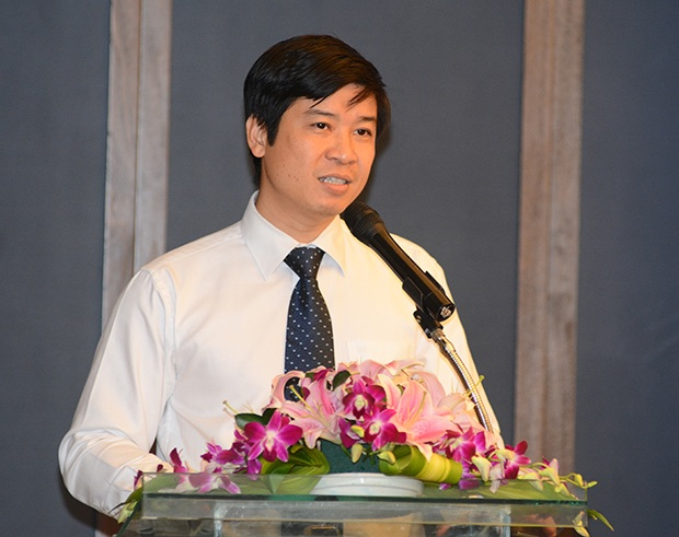 TGĐ SAP ERP Việt Nam dự báo, số lượng doanh nghiệp ứng dụng ERP sẽ tăng gấp đôi vào năm 2017 và gấp 3 lần vào năm 2020.