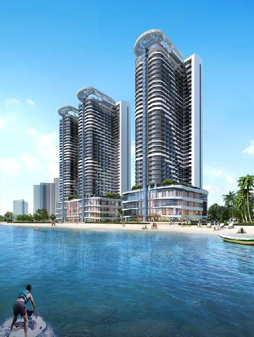 Dự án căn hộ khách sạn condotel có quy mô lớn nhất TP. Nha Trang.
