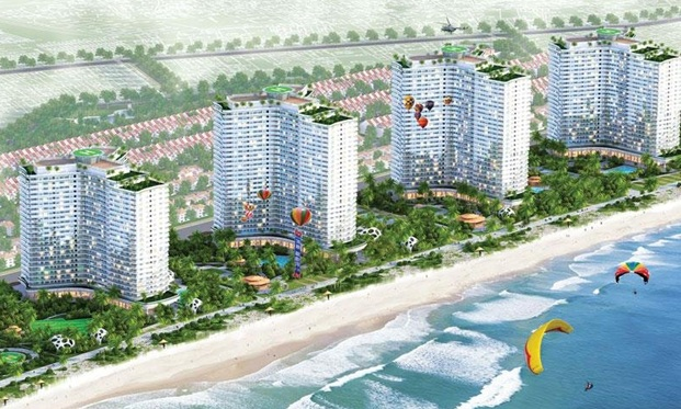 Khách hàng Hà Nội chuyển hướng đầu tư bất động sản nghỉ dưỡng tại Phan Thiết