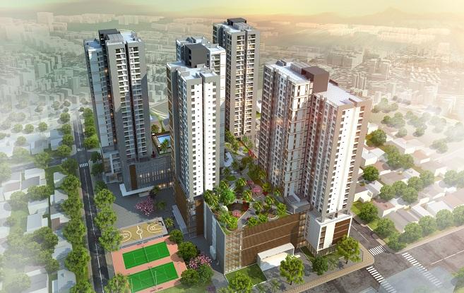 Chính thức ra mắt tòa tháp cuối cùng của Xi Grand Court