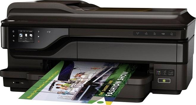 Hp OfficeJet 7612 e-All-in-one - Máy in màu đa chức năng cho doanh nghiệp
