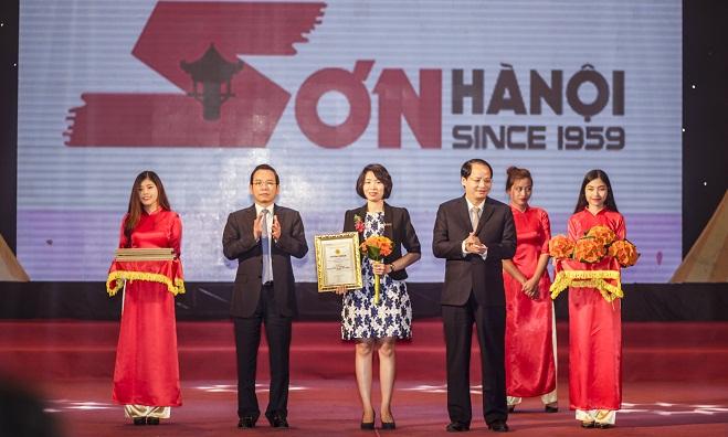 Sơn Hà Nội: Thành công từ 3 giá trị cốt lõi