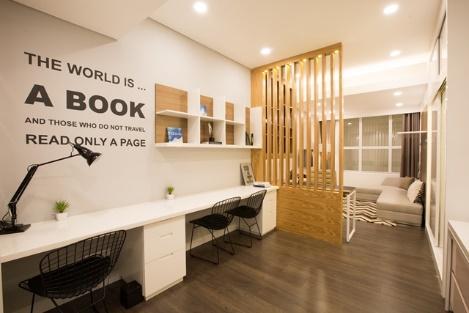 Office-tel có diện tích đa dạng, chi phí hợp lý, tiện ích đầy đủ, thiết kế hiện đại, công năng đa dạng… nên thu hút rất nhiều khách hàng thuộc nhóm Start-up.